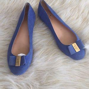 Kate Spade size 71/2 sky blue